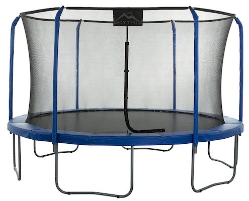 SKYTRIC Trampoline with Top Ring