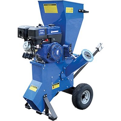 Powerhorse Chipper/Shredder