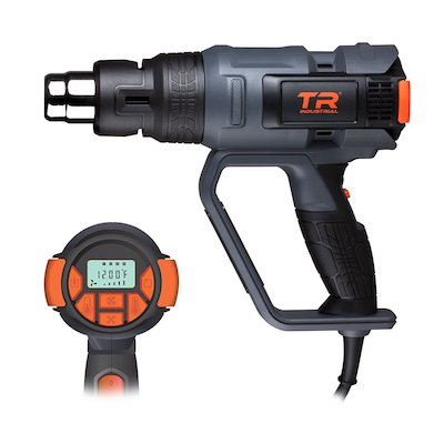 TR Industrial Digital Heat Gun Kit,
