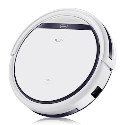 ILIFE V3s Pro Robotic Vacuum, Newer Version of V3s