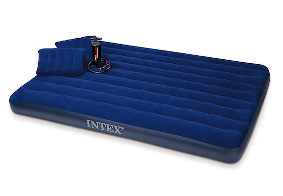 Intex 68765E Classic Downy Airbed Set