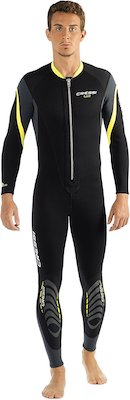 Men's Front-Zip Long Jumpsuit BAHIA Man by Cressi