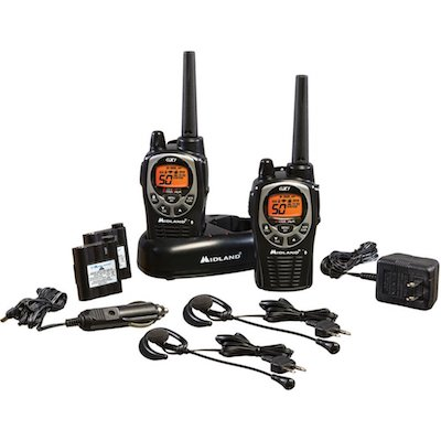 Midland GXT1000VP4 Two-Way Radio