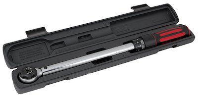 Performance Tool M198 Drive Click Torque Wrench
