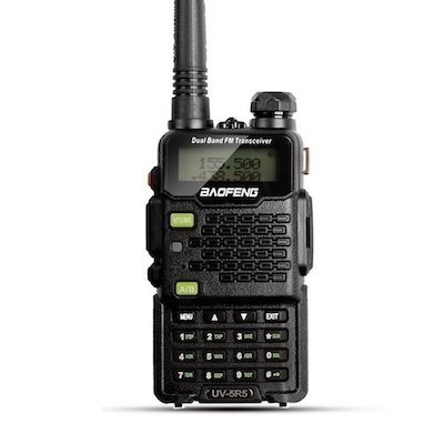 Two Way Radio, Baofeng Walkie Talkie Two-Way Ham Radio