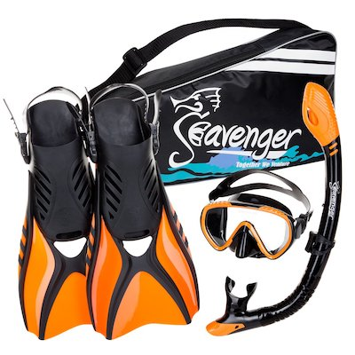 Seavenger Advanced Snorkeling Set