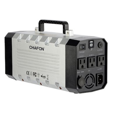 Portable Generator 288WH UPS Battery Backup Pack