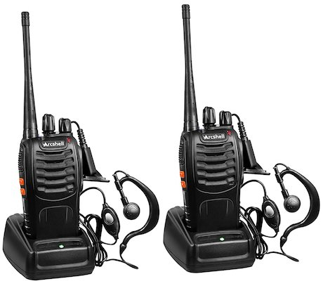 Arcshell Two-way Radios Walkie Talkies