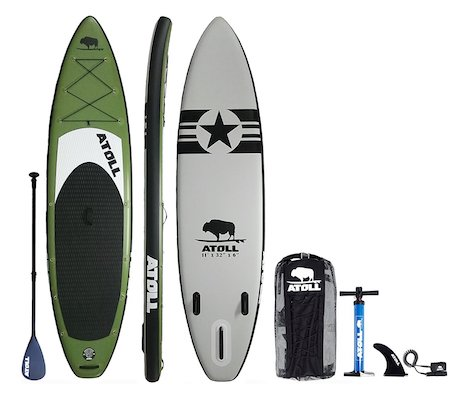Atoll Stand up Paddle Board ISUP