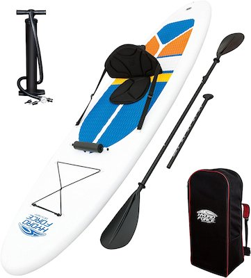 HydroForce Stand Up Paddleboard SUP and Kayak