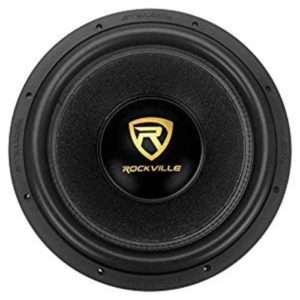 Rockville W1 Car Dual Audio