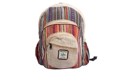 Handmade Large Multi Pocket Backpack