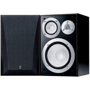 Yamaha NS-6490 Bookshelf Speakers 3-way