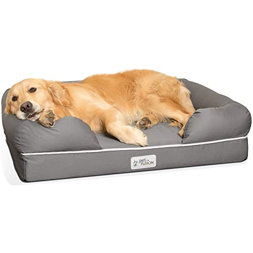 Pet Fusion Memory Foam Bed