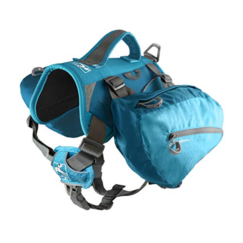 Kurgo Dog Saddlebag Backpack