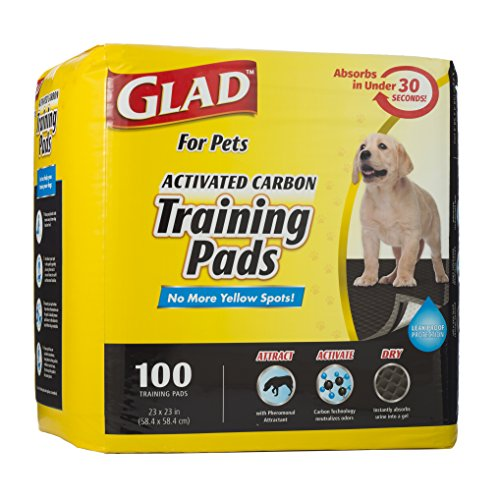 Glad Activated Carbon Training Pads