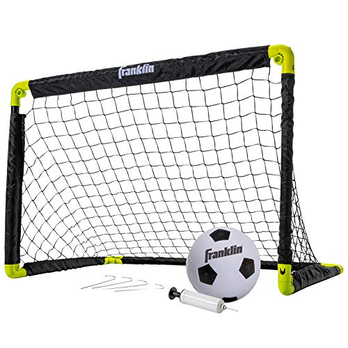 Franklin Sports Kids Mini Soccer Goal Set