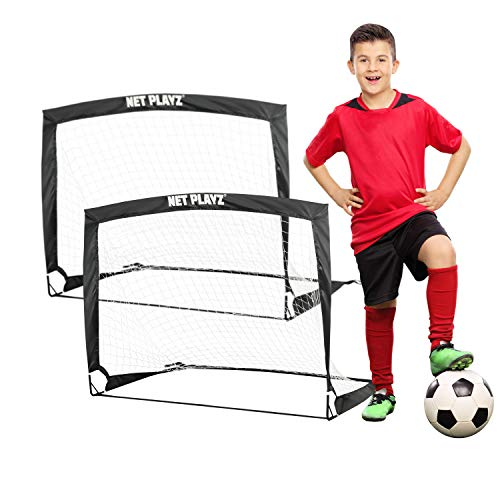 NET PLAYZ Training Soccer Goal