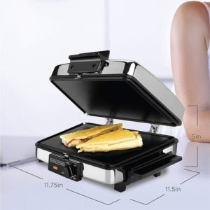 commercial waffle maker