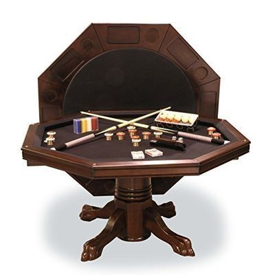 Combination 3-in-1 Game/Dining Table