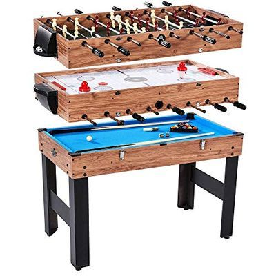Lancaster 3 in 1 Pool Billiard