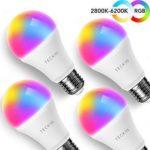 Best Smart Light Bulbs Multicolor in 2020