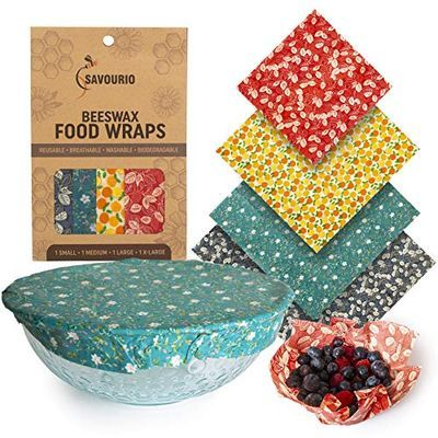 SAOURIO Food Wrap Set