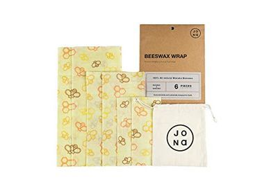 Jona Homegoods Reusable Food Wrap