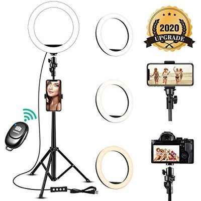 8'' Selfie Ring Light