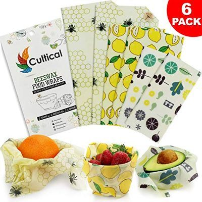 CULTICAL Beeswax Food Wrap