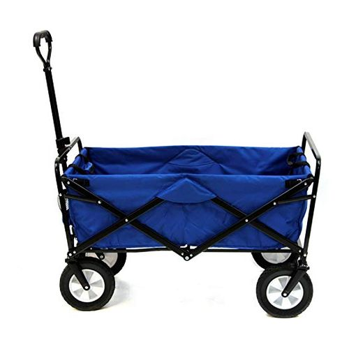 Mac Sports Collapsible Folding Outdoor Utility Cart