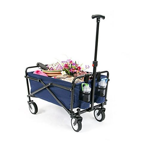 YSC Wagon Garden Folding Cart