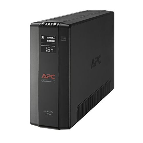 APC UPS BX 1500M Battery Backup and Surge Protector