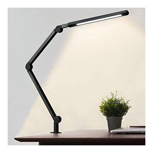 LED Desk Lamp With Clamp by AmazLit