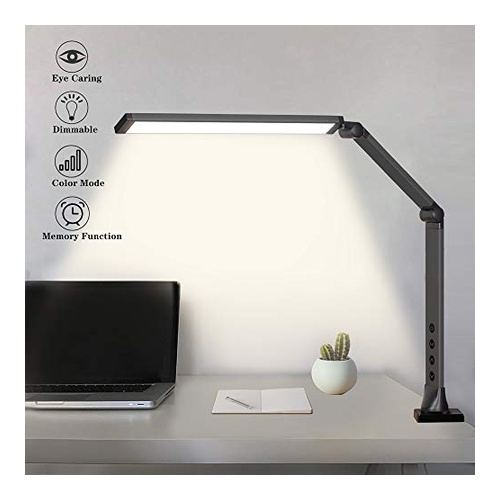 Eye-Caring LED Desk Lamp by Lanicho