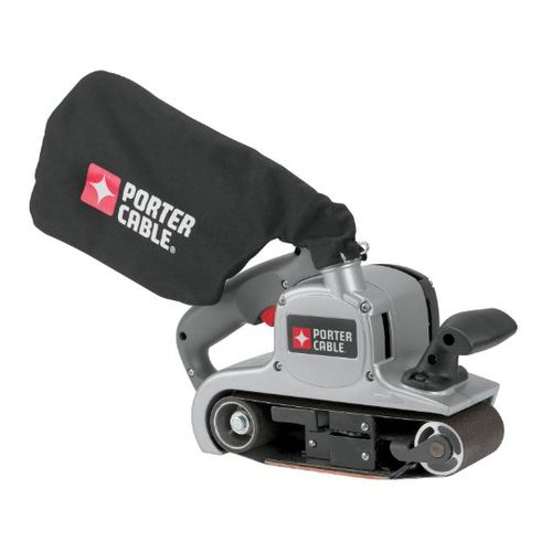 PORTER-CABLE Belt Sander with Bag