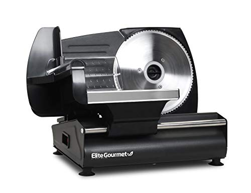 Elite Gourmet Meat Slicer