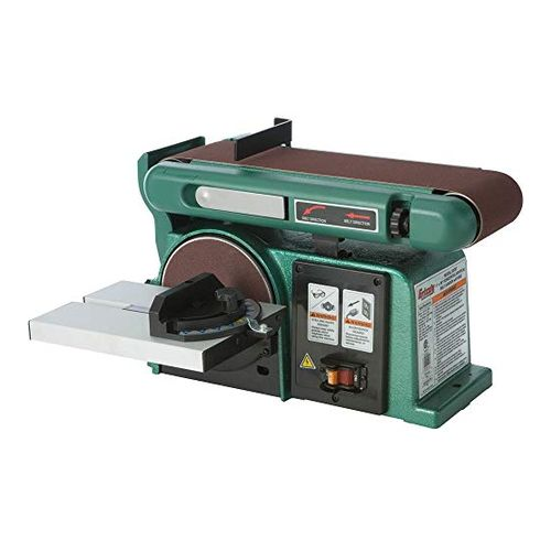 Grizzly vertical belt sander