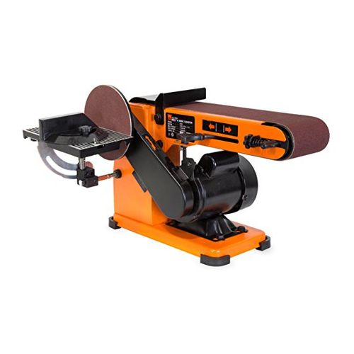 WEN 6500T 2-in-1 belt and disc sander
