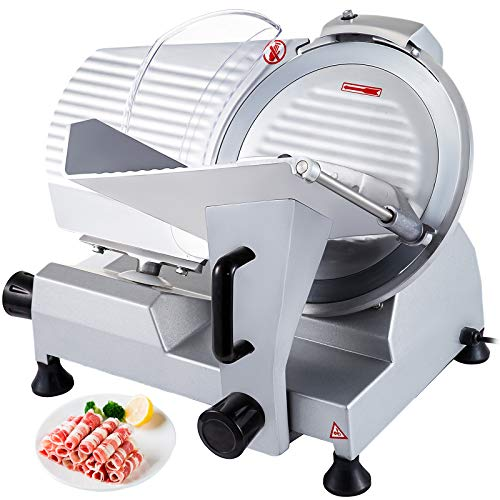 VBENLEM 12-inch commercial meat slicer