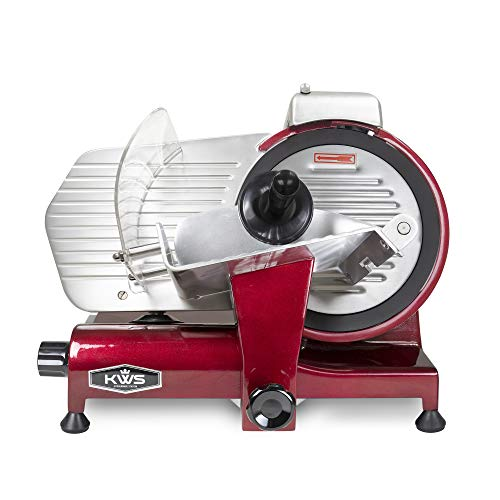 KWS MS-10XT Premium Meat Slicer